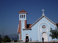 igreja la candelaria