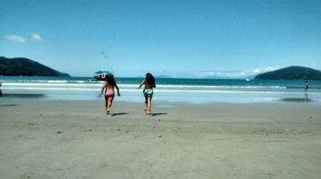 praia enseada - ubatuba